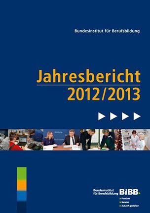 Jahresbericht  2013 BIBB