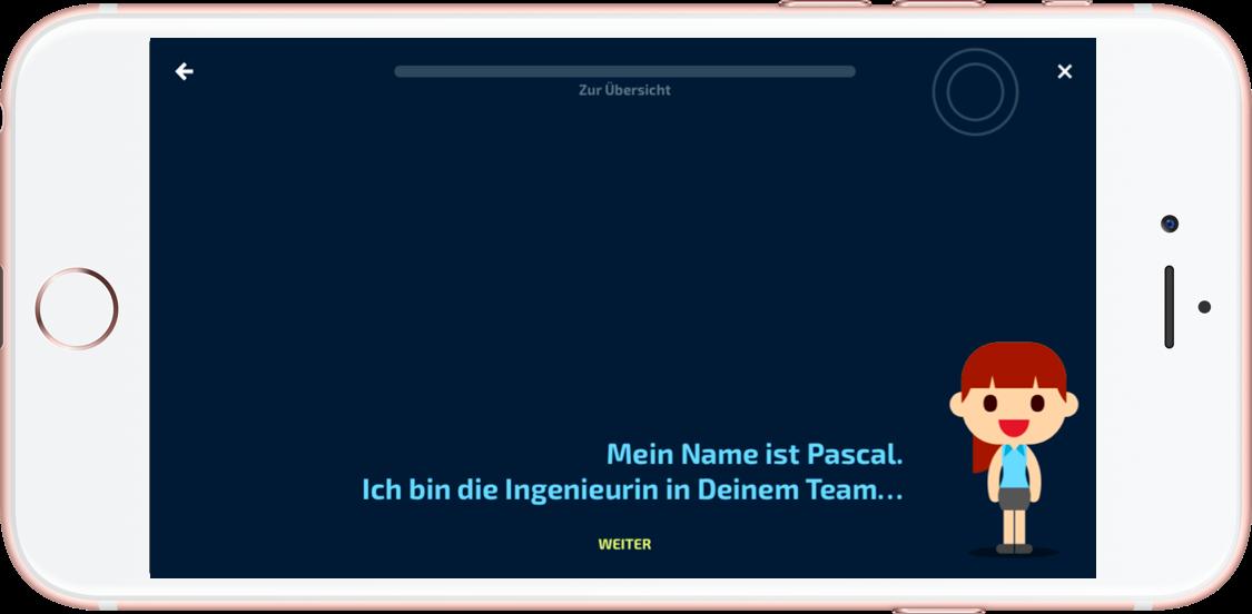 Axon Buschbacher Willkommen Mobile Learning