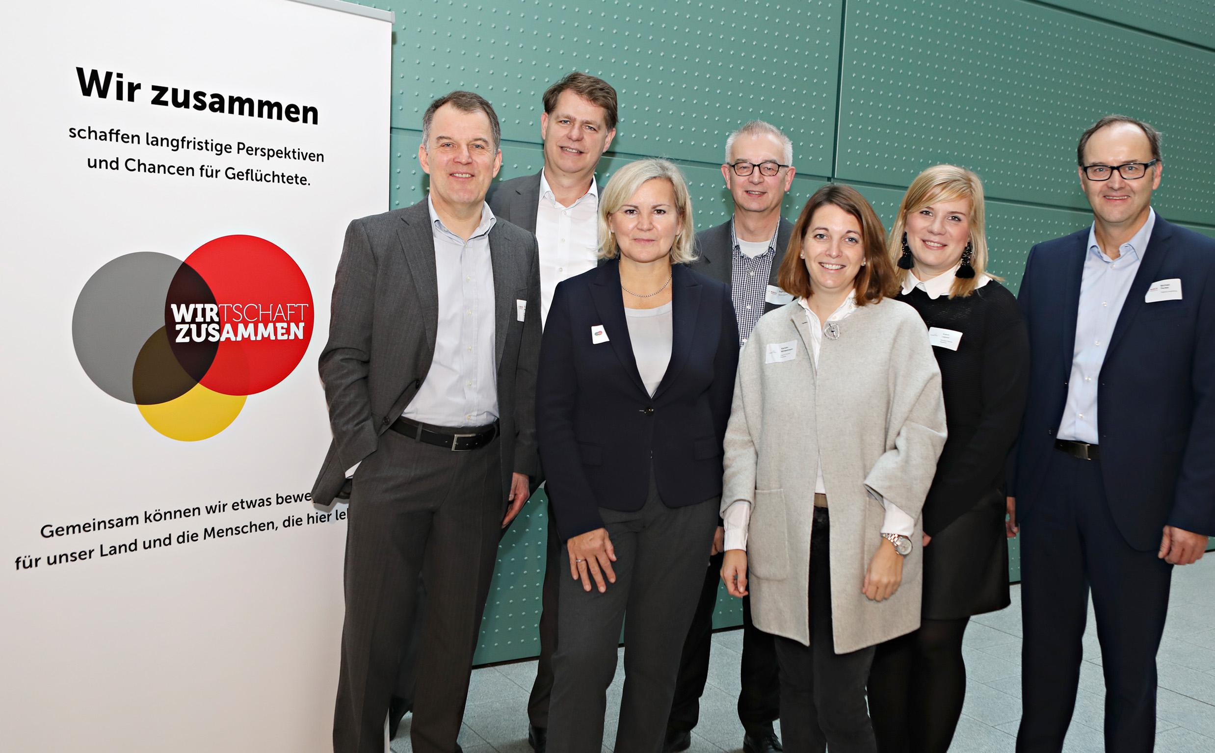 """""""Wir zusammen"""" – Netzwerktreffen in Stuttgart"""